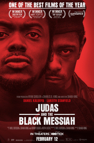 Иуда и чёрный мессия / Judas and the Black Messiah (2021) WEB-DL 2160p | HDR | 4K |iTunes
