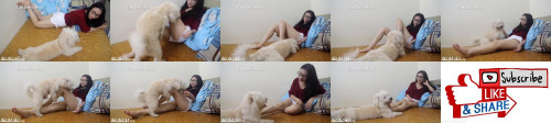 767ba8865f63ffddee57c436ca2477d2 - Dog And Girl Animals And People Born Love Funny Amazing Videos (4k Ultra Hd) New 2021